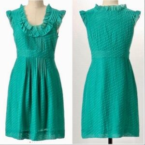 🍀Anthro Moulinette Soeurs👗 Sleeveless Dress